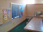 Small Sunday School Classroom